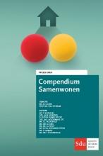 Theo Hoogwout Peter Blokland  J.A.M. Hendriks  Jurgen Holtermans, Compendium Samenwonen 2018