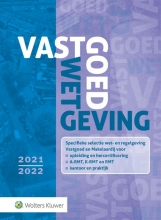 , Vastgoedwetgeving 2021-2022