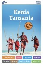 Diana Schreiber Steffi Kordy  Daniela Eiletz-Kaube, Kenia, Tanzania Wereldreisgids