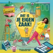 Paulien Smeulders, Annemarie Bon Het Klokhuis onderneemt - Dat is je eigen zaak!