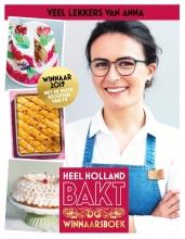 Anna  Yilmaz Heel Holland Bakt - Veel lekkers van Anna