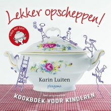 Karin  Luiten Lekker opscheppen!
