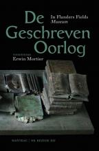 Erwin Mortier , De geschreven oorlog