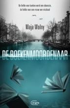 Maja  Wolny De boekenmoordenaar