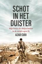 Azad Cudi , Schot in het duister