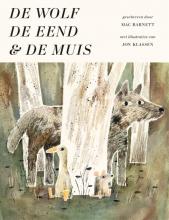 Mac  Barnett De wolf, de eend en de muis