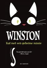 Frauke  Scheunemann Winston 1 - Kat met een geheime missie