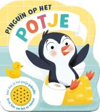 , Geluidboek Kleine Pinguïn op het potje