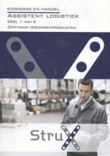 Marien  Kempeneers Assistent logistiek deel 1 ontvangt goederen/producten
