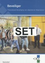 Beveiliger werkboek, tekstboek en oefenexamens ed 2018