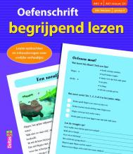 Carine  Aerts Oefenschrift begrijpend lezen (AVI:4 AVI nieuw:E4) (2de leerjaar - groep 4)