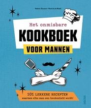 Patricia DE REALS Valerie DOUSSET, Het onmisbare kookboek voor mannen