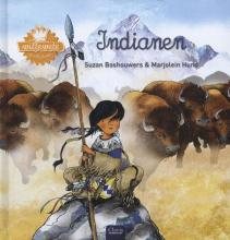 Suzan  Boshouwers Indianen