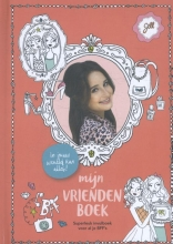 Jill  Schirnhofer Mijn vriendenboek (van Jill) - Superleuk invulboek voor al je BFF`s