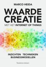 Marco Heida , Waardecreatie met het Internet of Things