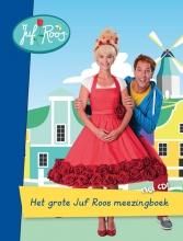 Blooming Media , Het grote Juf Roos meezingboek