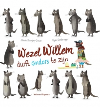 Samuel Langley-Swain , Wezel Willem durft anders te zijn