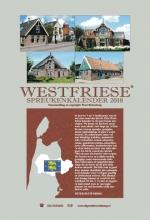 Peter  Ruitenberg Westfriese spreukenkalender 2018