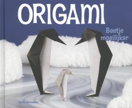 Chris  Alexander Beetje moeilijker, Origami