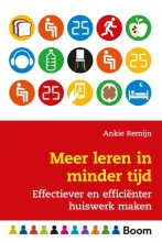 Ankie  Remijn Meer leren in minder tijd
