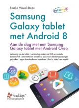 Studio Visual Steps , Samsung Galaxy tablet met Android 8