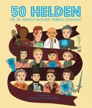 Lily  Murray 50 helden die de wereld mooier hebben gemaakt