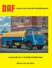 Marcel van der Sluis , DAF chassis voor speciale bedrijfswagens