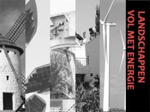 Maarten Ridderbos , Landschappen vol met energie