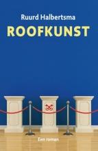 Ruurd Binnert Halbertsma , Roofkunst