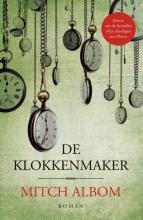 Mitch  Albom De Klokkenmaker