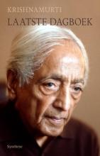 J. Krishnamurti , Laatste dagboek