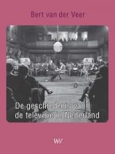 Bert van der Veer , De geschiedenis van de televisie in Nederland