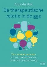 Anja de Bok , De therapeutische relatie in de ggz