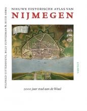Ruud Abma Wilfried Uitterhoeve  Billy Gunterman, Nieuwe historische atlas van Nijmegen