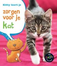Anita  Ganeri Mijn eerste docuboek Zorgen voor je kat
