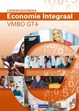 Paul Scholte Ton Bielderman, Economie Integraal vmbo GT 4 Leeropgavenboek