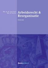 B. Filippo E. van Vliet, Arbeidsrecht & Reorganisatie