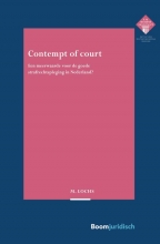 Marianne Lochs , Contempt of court