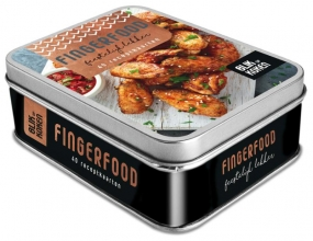 ImageBooks Factory , Blik op koken - Fingerfood