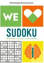 Frank Coussement Peter De Schepper, We Love Sudoku