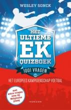 Wesley Sonck , Het ultieme EK-Quizboek