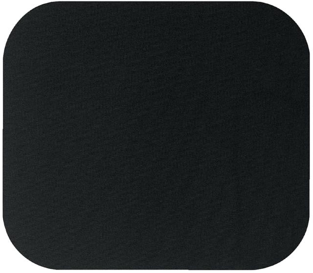 ,Muismat Fellowes 224x186x6mm zwart