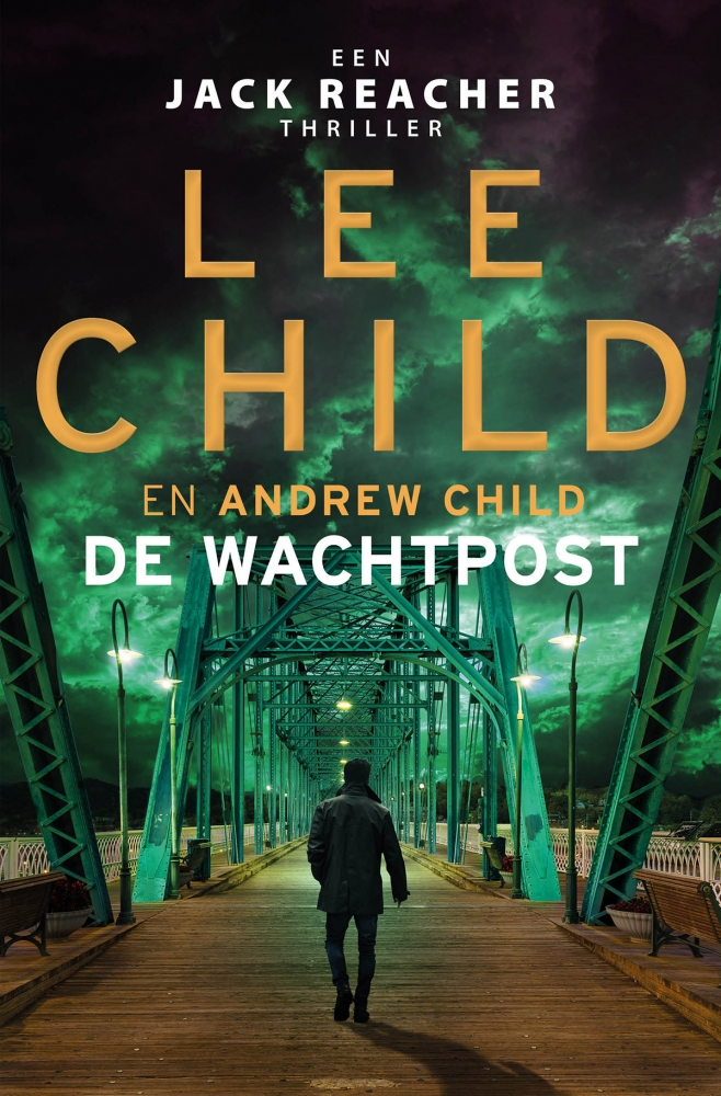 Lee Child, Andrew Child,De wachtpost