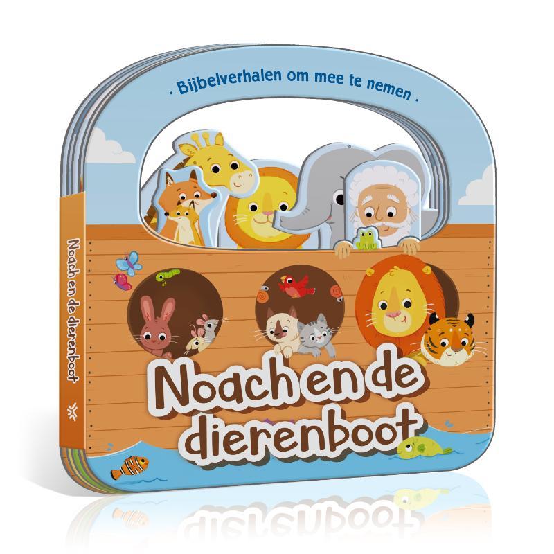 Cecilie Fodor,Noach en de dierenboot