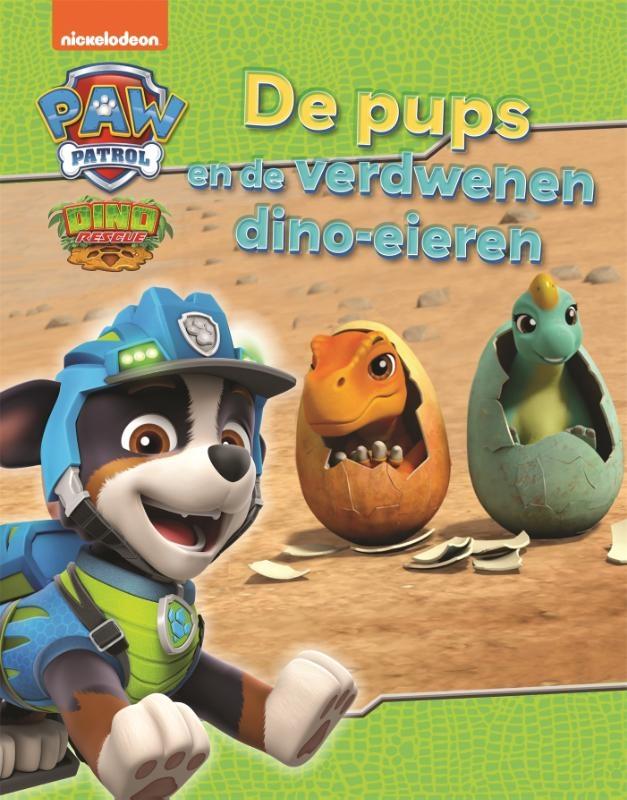 Diversen,De pups en de verdwenen dino-eieren
