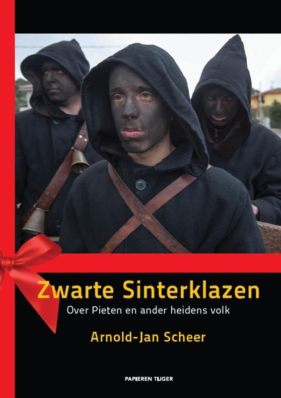 Arnold-Jan Scheer,Zwarte sinterklazen