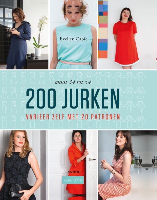 Evelien Cabie,200 jurken