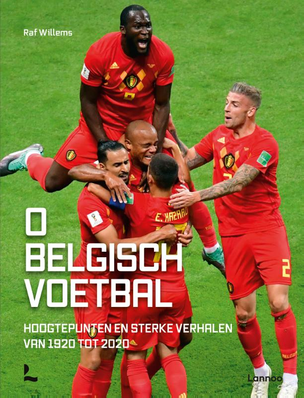 Raf Willems,O Belgisch voetbal