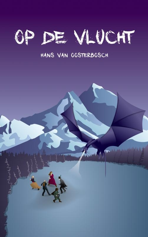 Hans van Oosterbosch,Op de vlucht