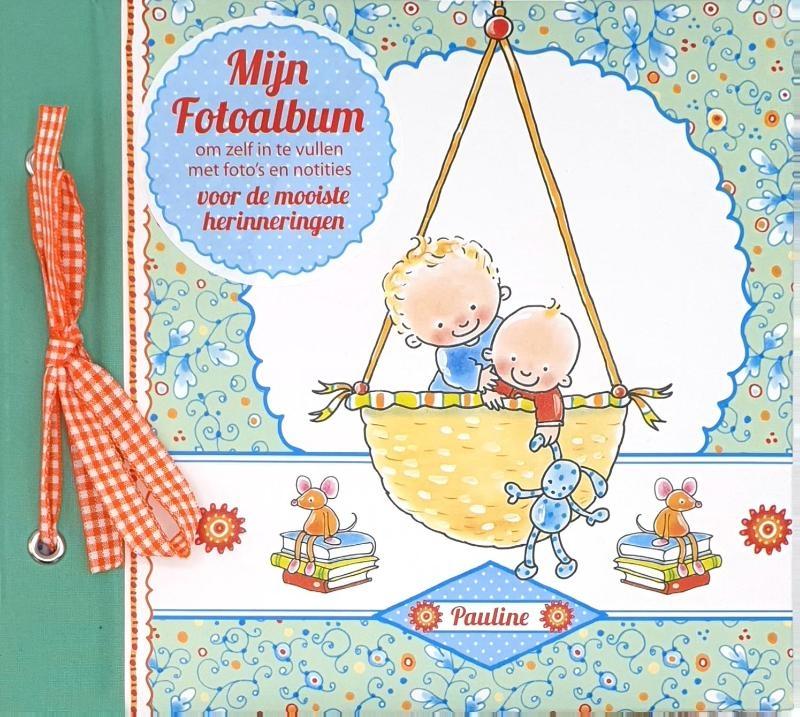 ,Scrapbook in box - Pauline Oud